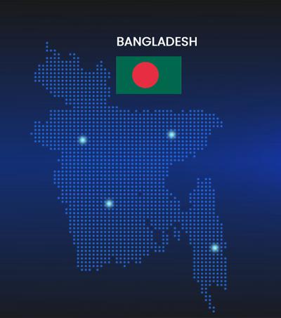 <h2>Entered in Bangladesh</h2>